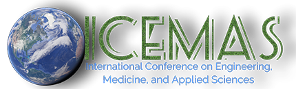 SECOND INTERNATIONAL CONFERENCE ON ENGINEERING, MEDICINE AND APPLIED SCIENCES